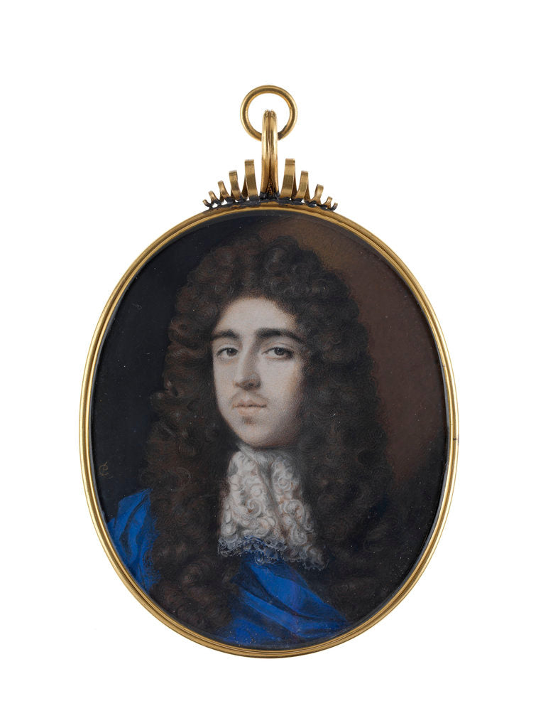 Detail of James Scott, 2nd Earl of Dalkeith (1674-1705) by Peter Cross