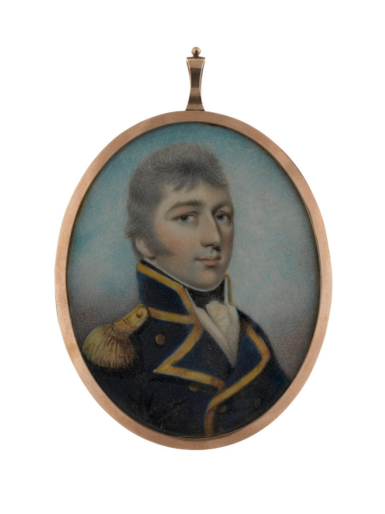 Sir Jahleel Brenton (1770-1844) by Smith of Barbadoes