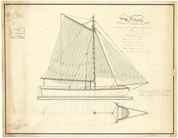 54ft Gunboat (1809)