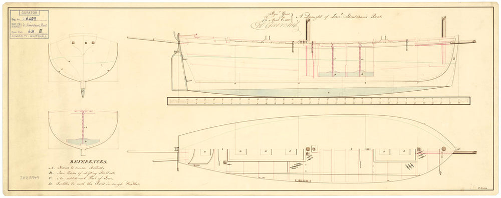32ft Boat (no date)