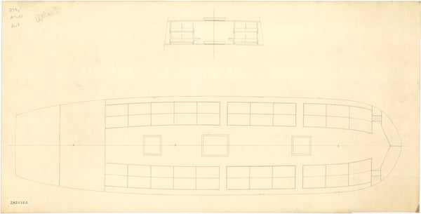 Unnamed convict ship (no date)