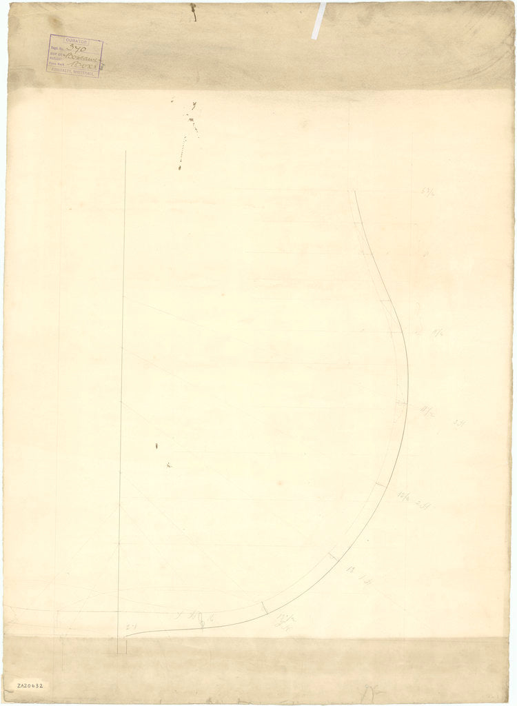 Boscawen (cancelled 1831)