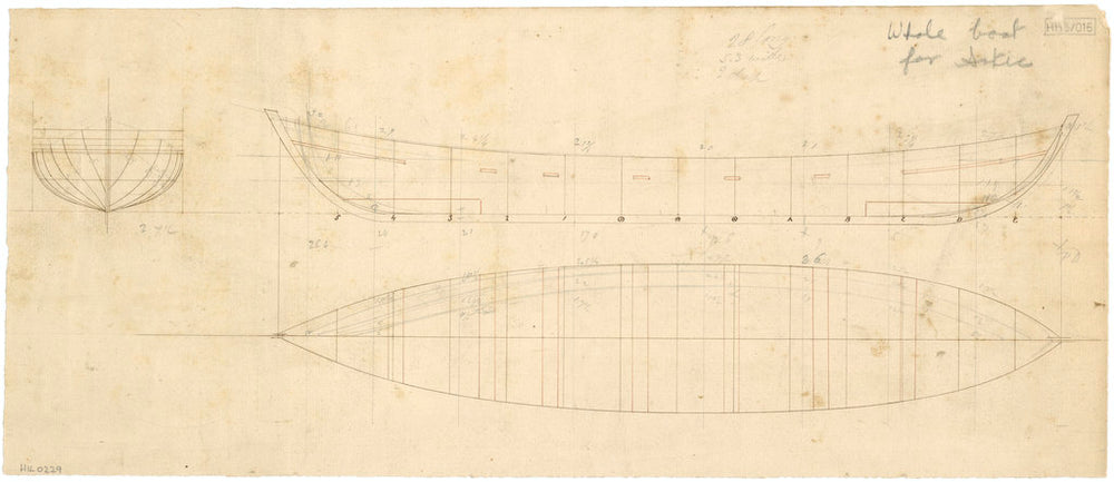 28ft Whale Boat (no date)