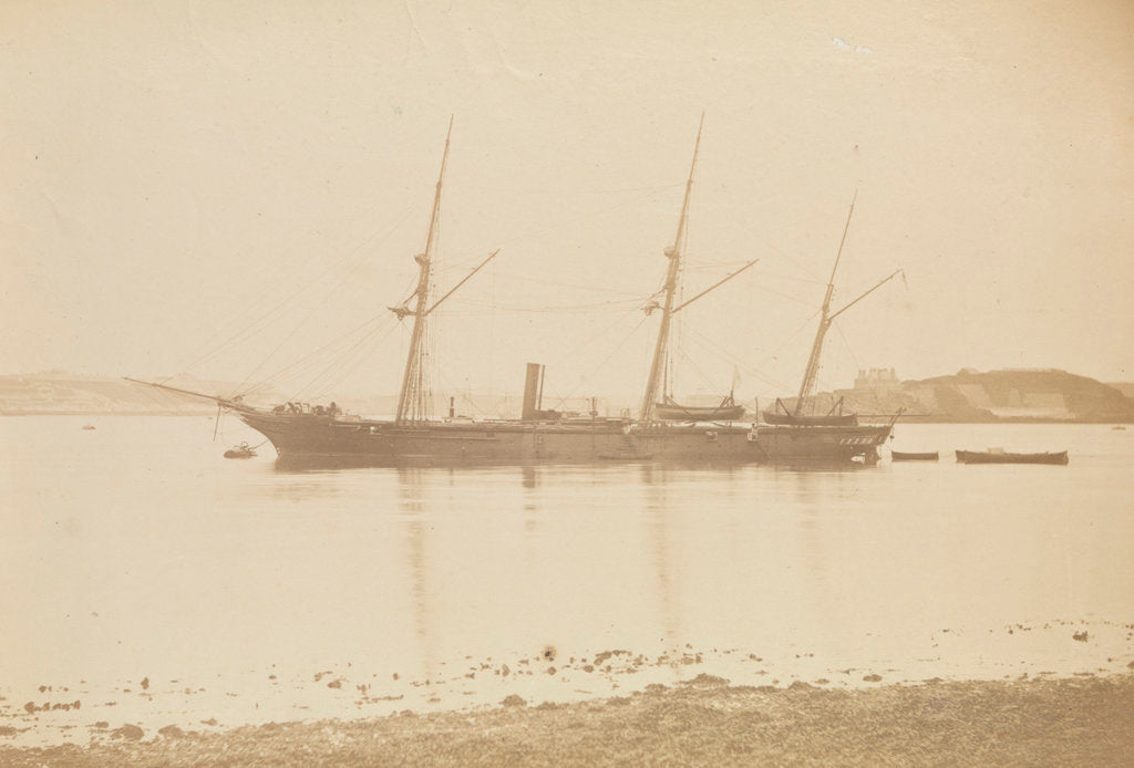 HMS xyz (1866) by unknown