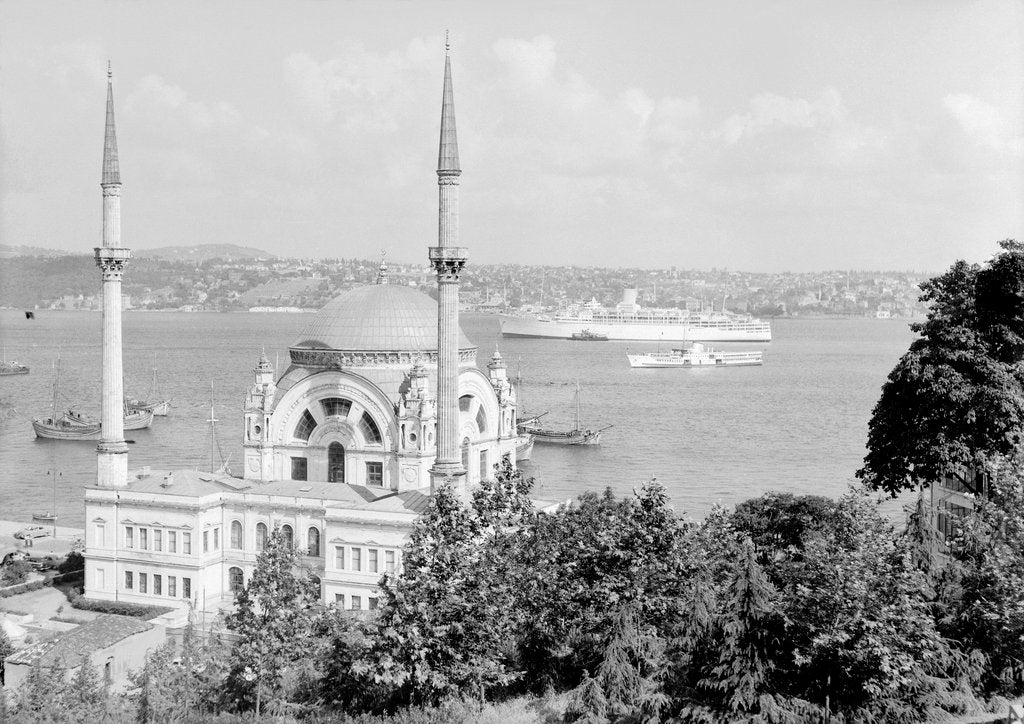Detail of Istanbul, Turkey by Marine Photo Service