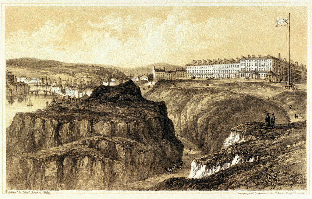 Detail of Whitby - The Khyber Pass by Newman & Co
