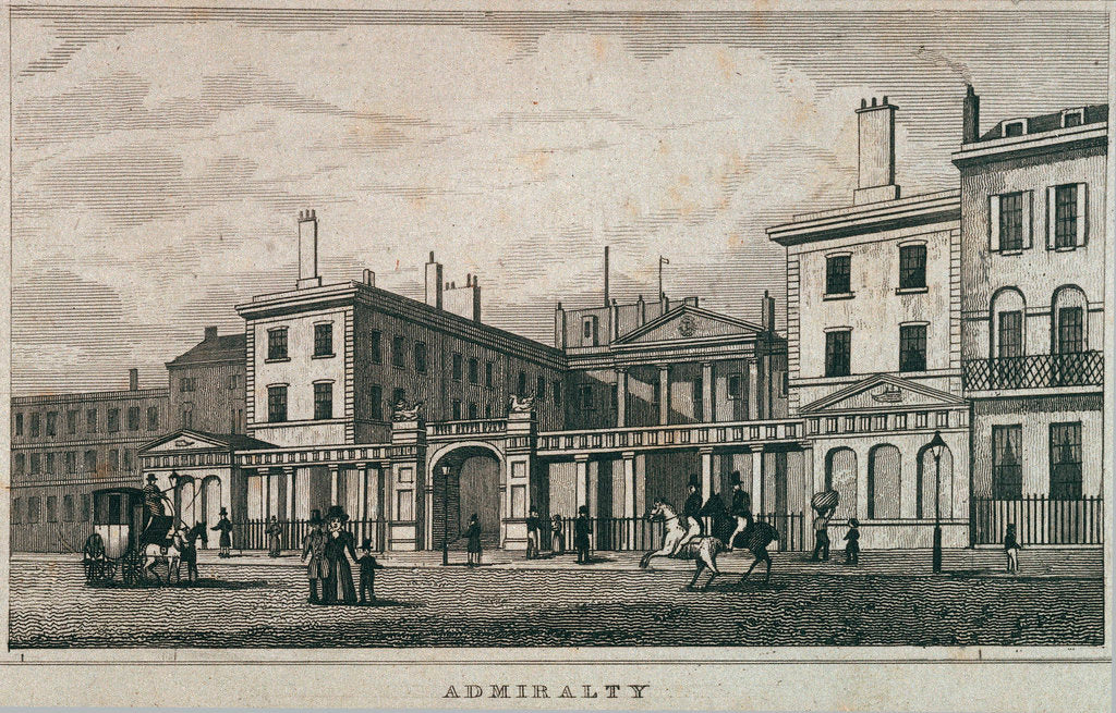 Detail of Admiralty by unknown
