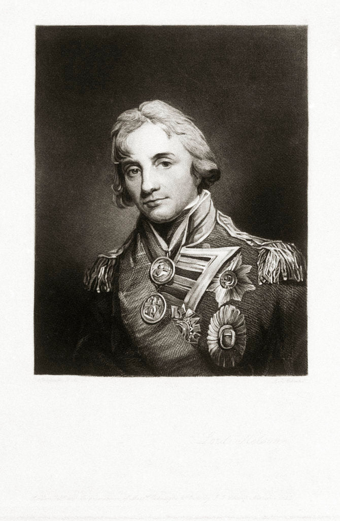 Horatio Nelson (1758-1805) by John Hoppner