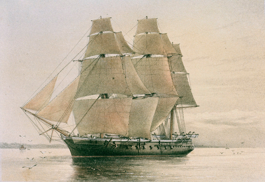 HMS 'Boadicea' by Griffin & Co