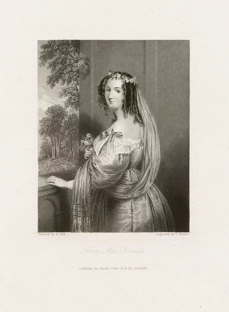 Flora MacDonald by R. Hill