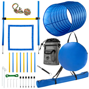 CHEERING PET Dog Agility Equipment, 29 Piece