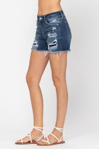 Journee Mid-Rise Shorts