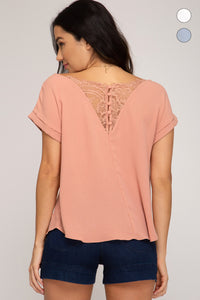 Dream Lace Top