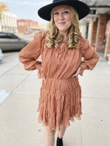 Penny Long Sleeve Dress
