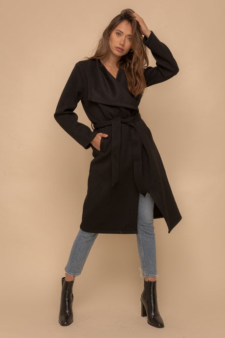 Natalie Trench Coat