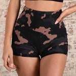 Camouflage Summer Fitness Set