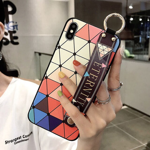 Triangle Tiled Phone Case