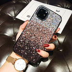 iPhone 11 Luxury Glitter Case