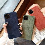 Plush iPhone Case