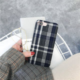 Plaid iPhone Case