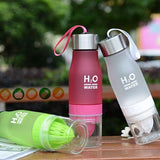 Fruit Squeeze Infuser Water Bottle