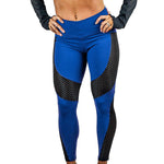 Mesh Patch Push Up Leggings