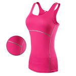 Sleeveless Quick Dry Top