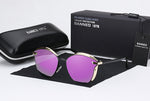 Retro Cat-eye Polarized Sunglasses