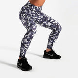 Pixelated Camo Leggings