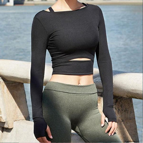 Active Fitness Long Sleeve Top