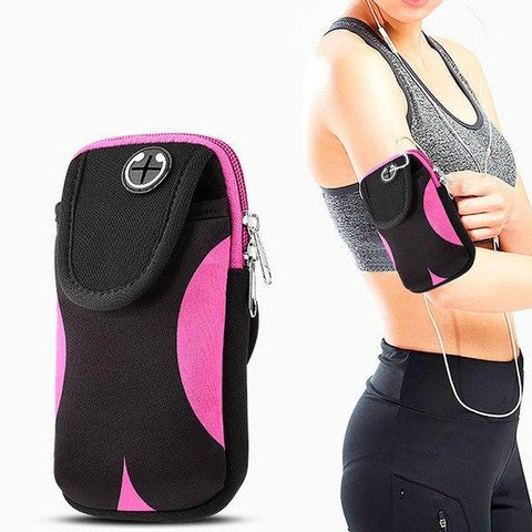 Training Phone Arm-bag
