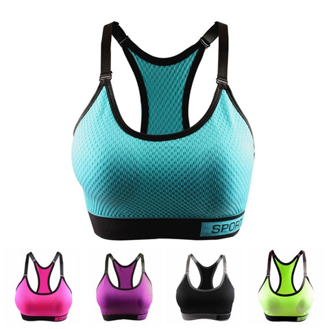 Breathable Fitness Bra