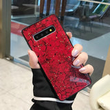 TInted Marble Phone Case