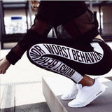 Worst behaviour Fitness Leggings