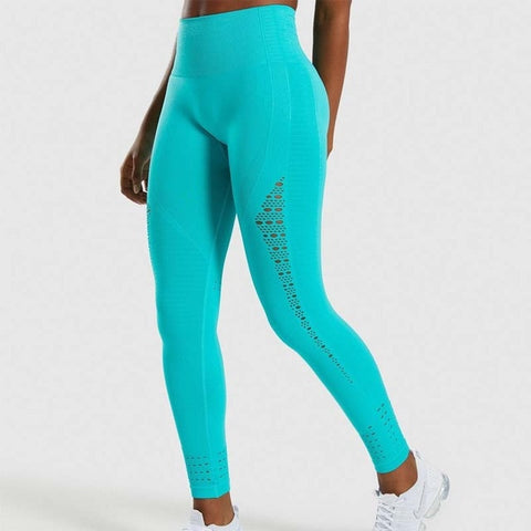 Seamless High Performance Leggings