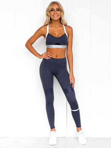 Blue Pro Active Fitness Set