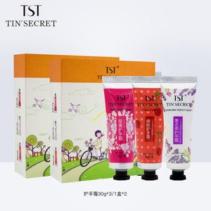 Hand Cream 护手霜 * 2 packs - TST Skincare Yeast Mask 庭秘密活酵母
