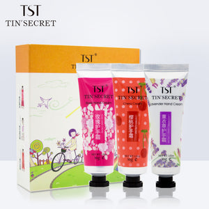 Hand Cream 护手霜 3pcs / pack - TST Skincare Yeast Mask 庭秘密活酵母