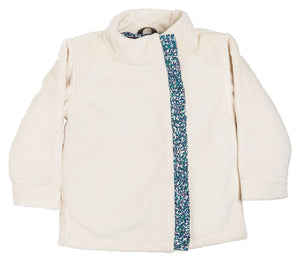 Bloom Jacket in Cream
