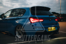 BMW F20 / F21 Carbon Fibre Spoiler Extension