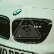 BMW F22 / F23 / F87 Grille Gloss Black