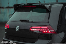 VW Golf Mk7 GTI / GTD / R Mk7.5 Style Tail Lights