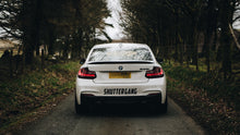 BMW F22 / F23 / F87 Carbon Fibre Simple Spoiler Lip