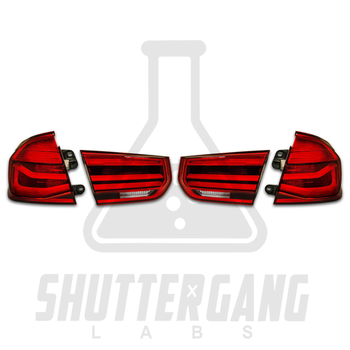 BMW F30 / F80 Genuine LCI Tail Lights