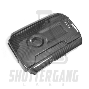 VW Golf Mk7 GTI Carbon Fibre Engine Cover