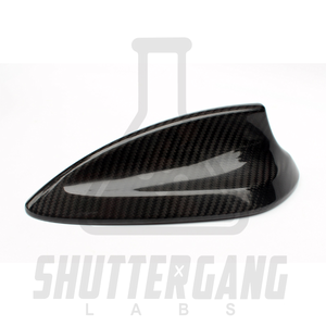 BMW F Series Carbon Fibre Antenna Cover