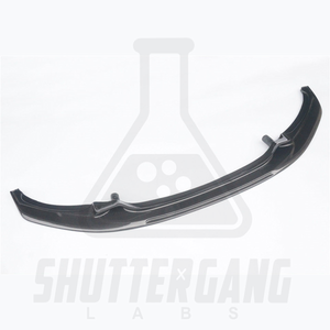 BMW F22 / F23 Carbon Fibre Bottom Mounted Splitter