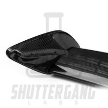 Mercedes A Class W176 OEM Areo Style Carbon Fibre Spoiler