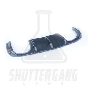 BMW M3 E92 Carbon Fibre Centre Section Diffuser