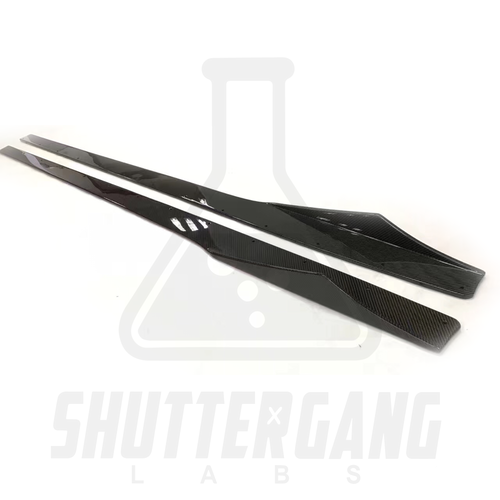 BMW M2 F87 Carbon Fibre Side Skirts